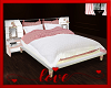 "JA"" Christmas Pink Bed"