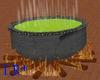 Green Goo cauldron