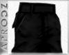 ® ISA | Black Cargos