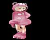 Kids Pink Bear