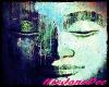 Buddha -Blue Serenity