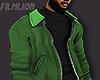 F' Faded Green JKT