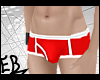 $EB shortsss / red