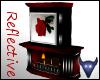 Evil Romance Fire place