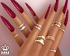 KissMe - Nails+Rings