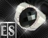 ES Black Onyx Ring (M)