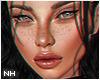 Allie MH No Lash + Brows