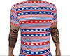 Patriotic Shirt (M)