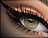 *\black/ Gold Eyeliner