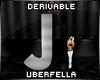 Derivable Letter J
