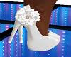 FG~ Flora Heels White