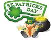 St Patrick theme