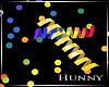 H. Rainbow Confetti