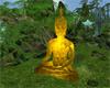 Golden Thai Buddha