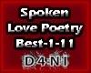 Spoken Love Poetry(RQ)