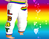Kids LGBT Pride Pants
