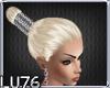 LU Nacre blonde hair