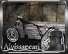 Grunge Garage Bike Parts