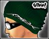 602 Skully: Green T