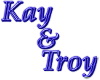 (1M) Kay Troy neon