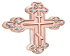 Orthodox Cross 3D FURN