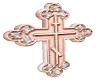 Orthodox Cross 3D FURN