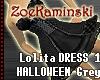 First Witch G. Dress 1
