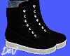 !D Black Boots