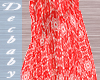 DB Shawl Dazzel Red