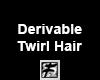 ~F~ Derivable Twirl Hair