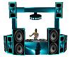 NL-DJ System Teal