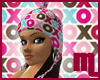 {.M.} XOXO Nordic Hat