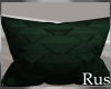 Rus Leaf  Pillow REQ
