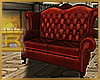 R. Armchair Red