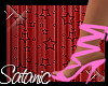 Bossy Lady Heels Pink