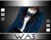 WA3 Fall Jacket-Teal