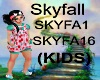 (KIDS) Skyfall Song
