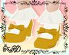 eKID Yellow Heels
