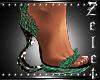 Elven Forest Queen Shoes