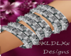 [CL] Diamond Bracelt L