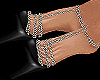 Chained Doll Shoes