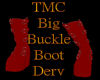 TMC Big Buckle Boot Derv