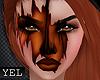 [Yel] Vera Pumpkin head