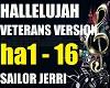 Hallelujah Veterans Vers