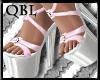 Spring Pinky Heels