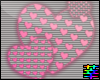 :S Pink Hearts.