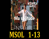 [MIX] Ma Solitude