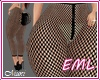 Bimbo EML Leg Fish Black