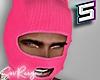 ! Ski Mask Pink