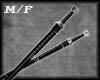 Tudor Dress Swords M/F